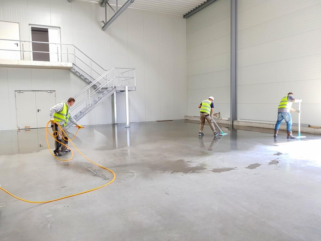 best concrete polishing contractors