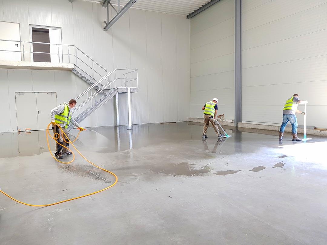 best concrete polishing contractors