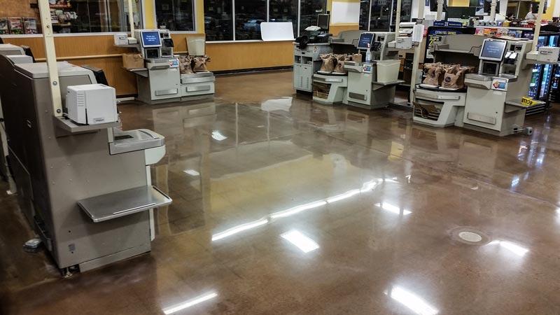 concrete polishing service illinois